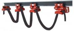 行车台车、传输机械扁电缆,扁平电缆