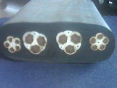 卷筒扁电缆